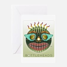 Bottlehead #1 Greeting Card