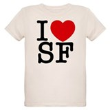 San francisco Organic Kids T-Shirt