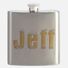 Jeff Beer Flask