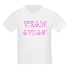 Pink Team: Aydan Kids T-Shirt