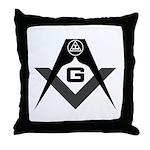 Royal Arch Mason (SR) Throw Pillow