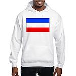 Yugoslavia Hooded Sweatshirt