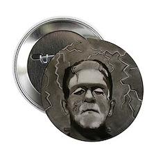 """Frankenstein 2.25"""" Button"""