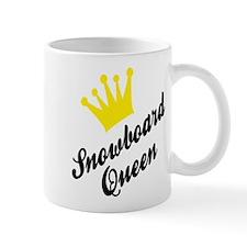 Snowboard queen Mug