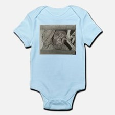Wolfman Infant Bodysuit