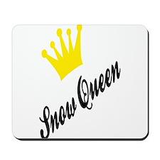 Snow Queen Mousepad