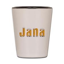 Jana Beer Shot Glass