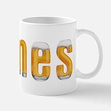 James Beer Mug