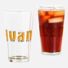 Ivan Beer Drinking Glass