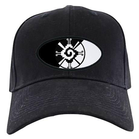MAYAN TZOLKIN Black Cap