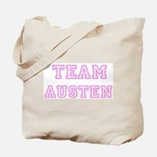 Pink Team: Austen Tote Bag