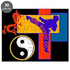 TKD Power Kick Puzzle