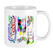 Pregnancy Special Art Series Mug