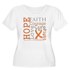Multiple Sclerosis Faith T-Shirt