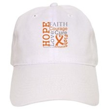 Multiple Sclerosis Faith Baseball Cap