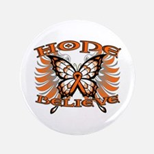 """Hope Multiple Sclerosis 3.5"""" Button (100 pack)"""