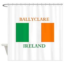 Ballyclare Ireland Shower Curtain