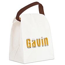 Gavin Beer Canvas Lunch Bag