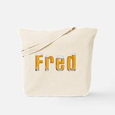Fred Beer Tote Bag
