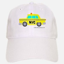 Wee New York Cab! Baseball Baseball Cap