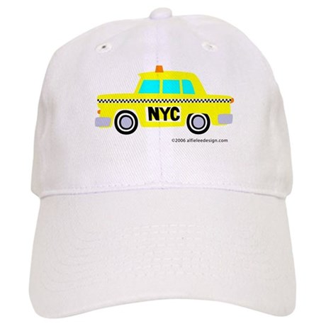 Wee New York Cab! Cap