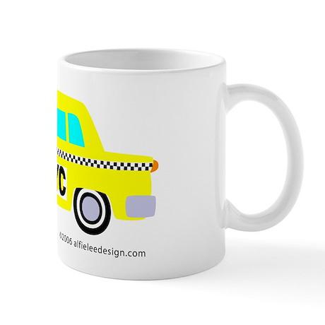 Wee New York Cab! Mug