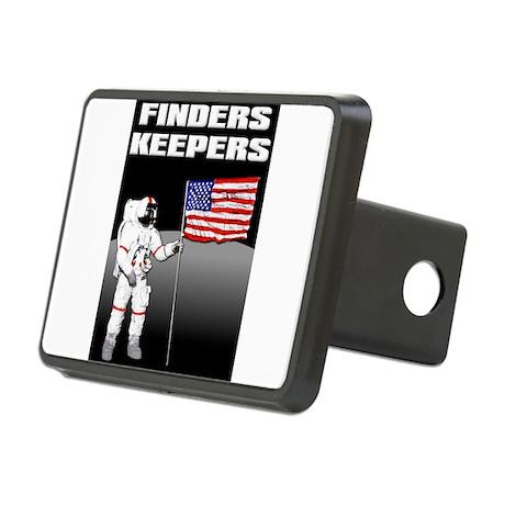 Finders Keepers Lunar Landing Funny T-Shirt Rectan