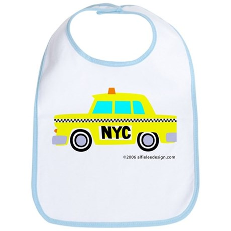 Wee New York Cab! Bib