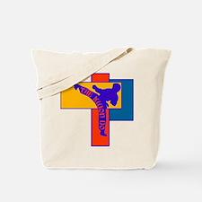 TKD Power Kick Tote Bag