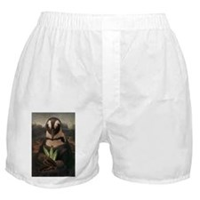 Mona Penguin Boxer Shorts