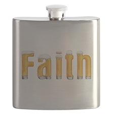 Faith Beer Flask
