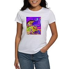 Mermaid Violet Bliss Tee