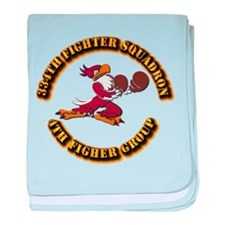 AAC - 334th Fighter Squadron, 4th Fighter Group ba