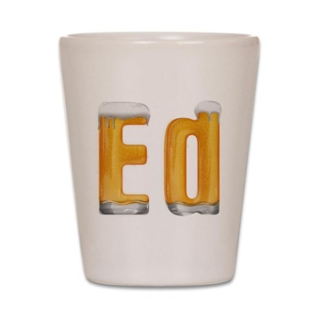 Ed Beer Shot Glass