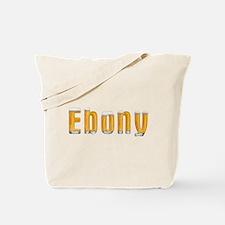 Ebony Beer Tote Bag