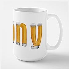 Ebony Beer Mug
