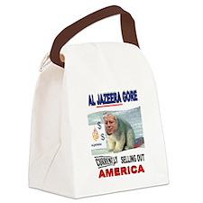 AL JAZEERA GORE Canvas Lunch Bag