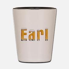 Earl Beer Shot Glass