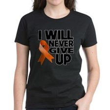 Never Give Up Multiple Sclerosis Tee