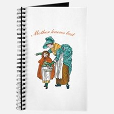 Mother Knows Best Journal