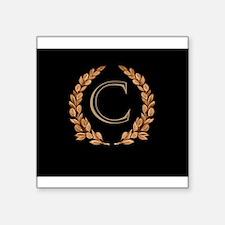 """Couture Sport Square Sticker 3"""" x 3"""""""