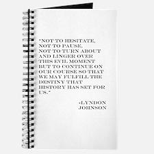 No Terror Journal