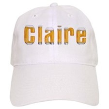 Claire Beer Baseball Cap