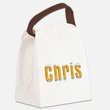 Chris Beer Canvas Lunch Bag