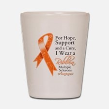Cure Hope Multiple Sclerosis Shot Glass