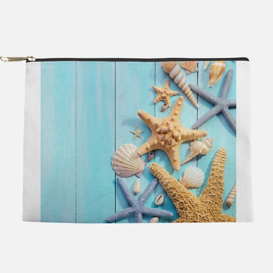 Seashells Makeup Pouch