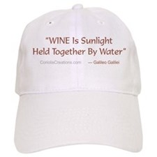 Wine Sunlight - Baseball Cap