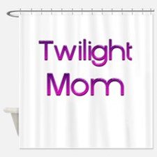 Twilight Mom 2 Shower Curtain