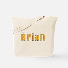 Brian Beer Tote Bag