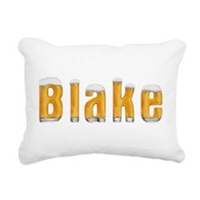 Blake Beer Rectangular Canvas Pillow